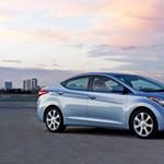 A Hyundai Elantra lett az Év Autója Amerikában