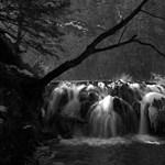 Megfagyott természeti csodák Horvátországban - Nagyítás fotógaléria