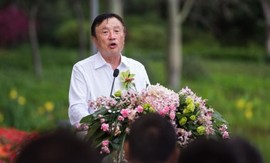 Váratlan kijelentés a Huawei-vezértől: az iPhone-t dicséri
