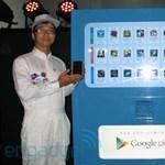 Ilyen is van már: itt az első Google Play automata