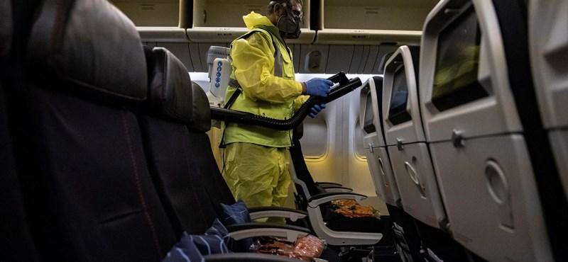 Több légitársaság is betiltja a repülős alkoholfogyasztást