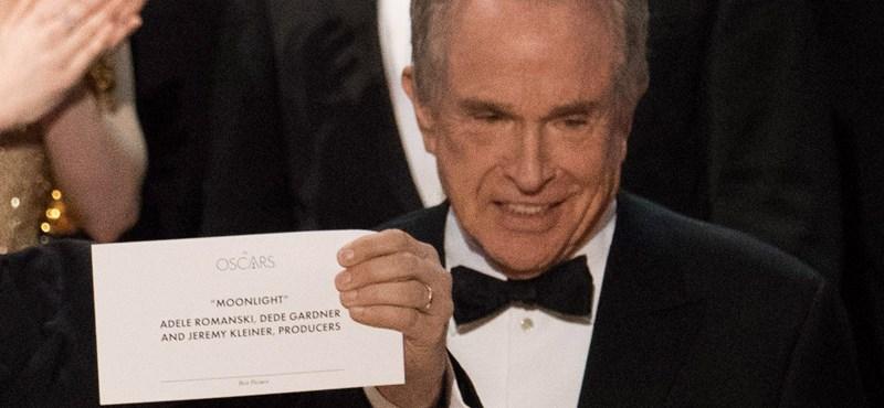 Megvan az Oscar-gála hatalmas bakijának felelőse