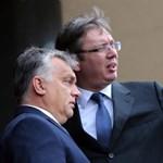 Megsértődött a szerb kormányfő, hazautazott a brüsszeli tárgyalásokról