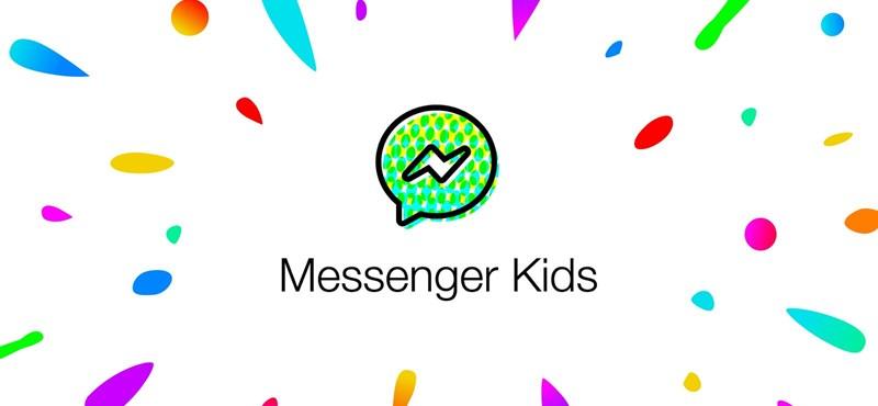Újított a Facebook: kiadott egy spéci új Messengert, amit a 6-12 éves gyerekeknek szán