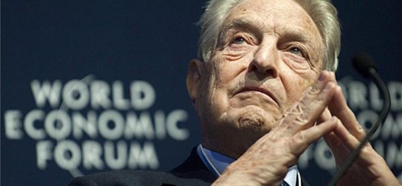 A Föld lapos, a háttérhatalom Soros