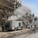 Tűzszünetet követel az ENSZ Biztonsági Tanácsa Szíriában