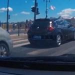 Videó: Belevetettük magunkat a nyári budapesti közlekedési horrorba