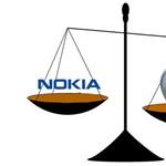 Tőlem lopott! Beperelte a Nokia az Apple-t