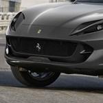 Ilyen lehet a Ferrari első divatterepjárója - fotók