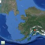 7-es erősségű földrengés rázta meg Alaszkát