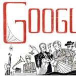 A Drakula íróját ünnepli a Google