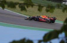 Ütközés, baleset után Verstappen nyerte a Forma-1 futamát