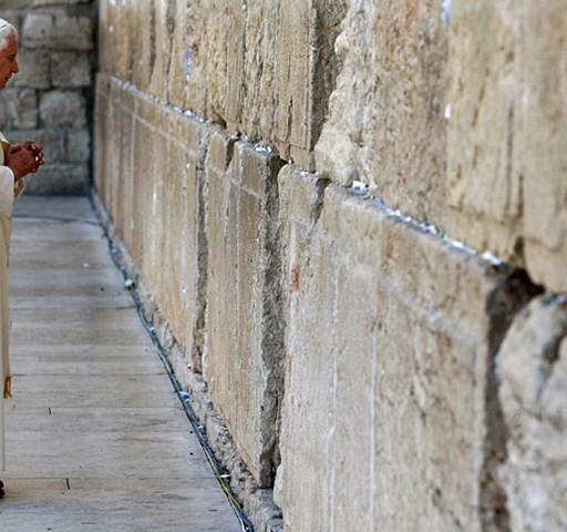 Nagyítás: A pápa Izraelben