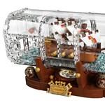 Újabb rajongó álmából csinált készletet a Lego: itt a 962 darabos Hajó a palackban