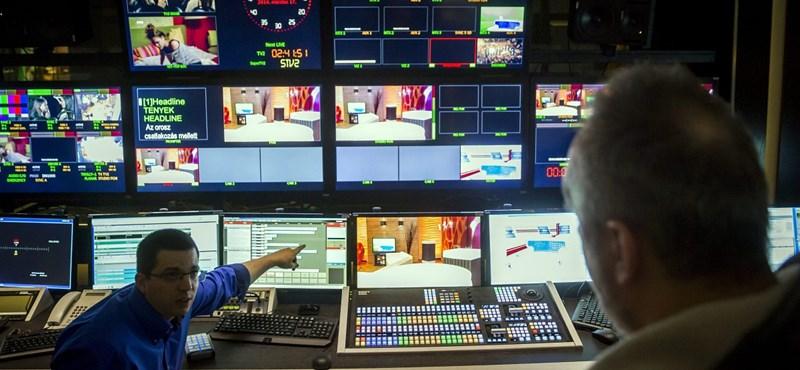 Ötmilliós büntetést kapott a TV2, de a köztévét is megbírságolták