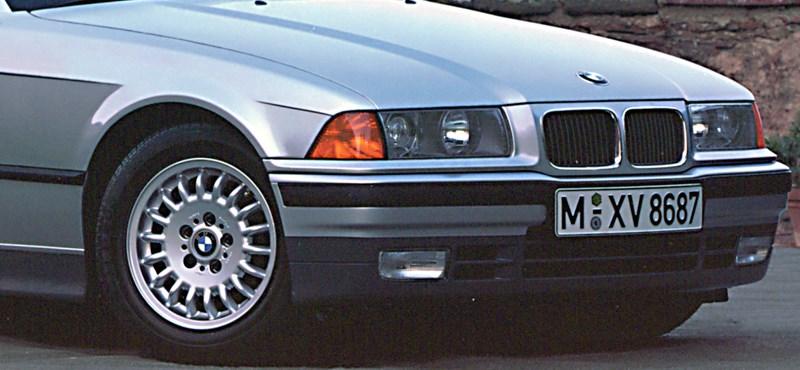Szokni kell: idéntől már az E36-os 3-as BMW-k is oldtimerek lehetnek