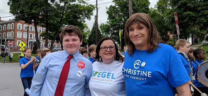 Egy 14 éves jelölt is indul a kormányzói posztért Vermontban
