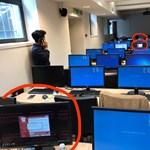 ORFK: ketten tettek feljelentést a WannaCry vírus támadása miatt