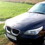 Visszatekert kilométerórák: 5-ös BMW-ket buktattunk le az új rendszerrel