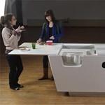 Zseniális minikonyha: a legkisebb lakásban is elfér