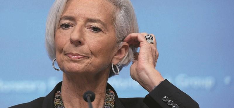 Már az IMF-elnök is lehetségesnek tartja a Grexitet