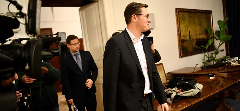 Az MSZP-s pártigazgató már arról beszél, 2022-ben akár Karácsony Gergely is lehet miniszterelnök-jelölt