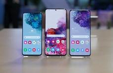 A frászt hozta a világra a Samsung egy fura értesítéssel