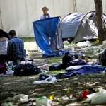 Képek: ezt hagyták maguk után a fesztiválozók a Szigeten