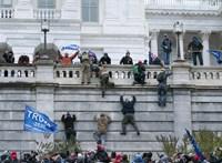 Szélütések okozták a washingtoni Capitoliumot védő rendőr halálát januárban