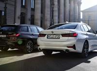 Zöld rendszámos offenzíva: három új hibrid 3-as BMW érkezett