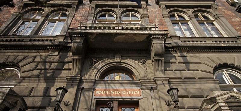 Lekörözte a szomszédos országok egyetemeit a Semmelweis