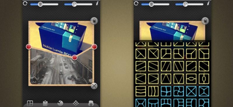 Most ingyen letölthető a PolyMagic: készítsünk testre szabott kollázsokat fotóinkból iOS-en!