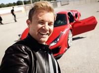 Videó: Nico Rosberg kezei közt sírt a Ferrari 488 Pista