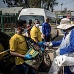 190 ezer afrikai élete forogna veszélyben a koronavírus miatt a WHO szerint