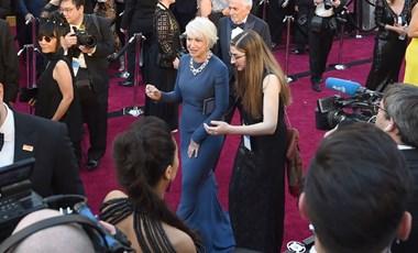 Volt, aki egy pohár tequilával vonult fel az Oscaron