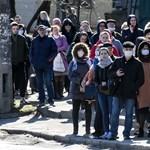 Kihirdették a veszélyhelyzetet Kijevben