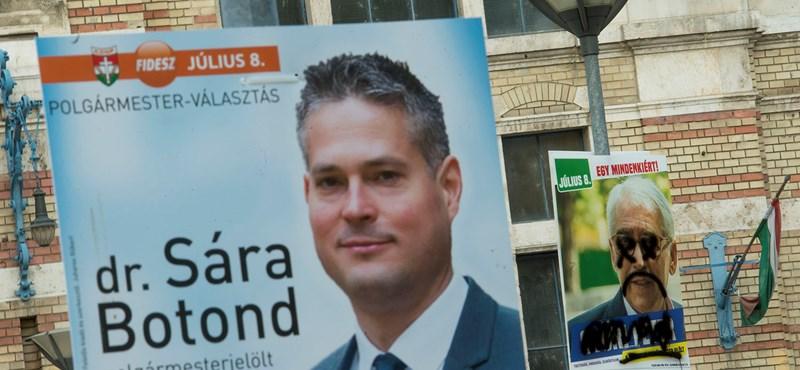 Elsöprő győzelemmel tartotta meg a Fidesz Józsefvárost