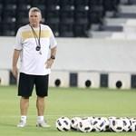 Kirúgták a 2022-es focivébé házigazdáinak szövetségi kapitányát