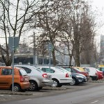 350 férőhelyes P+R parkolóhely épül Békásmegyernél