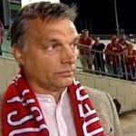 Orbán Viktor a helyszínen tekinti meg az EL-döntőt és Gerát