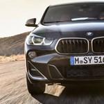Erősen divatos: 306 lóerővel támad az új BMW X2 M35i