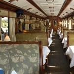 Útra kel az Orient Expressz százéves étkezőkocsija