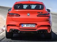 600 lóerős BMW X4 divatterepjáró tűnt fel a színen