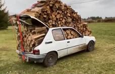 Vannak azok a régi autók, amik bármit elviselnek, a Peugeot 205 is ilyen