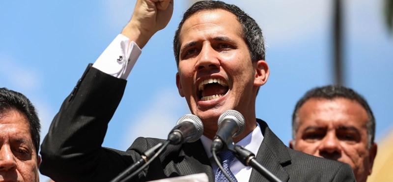 Maduro ellenfele azt üzente az oroszoknak és Kínának, hogy ők is jobban járnának egy kormányváltással