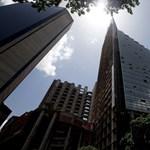 45 emelet nyomor: szellemházat csinálnak a híres caracasi toronyból – fotó