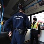 Megszállnak két budapesti buszjáratot a rendőrök