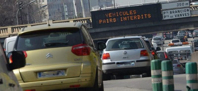 2040-től tilos a benzines, dízel, gázos, sőt a hibrid autókat is eladni Franciaországban