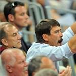 Áder a lelátón üvöltött, Orbán a tévéből nézte az olimpiát