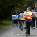 Tucatnyi helyen nem indult el a tanév, mert nincsenek kész az iskolaépületek